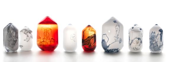 Comic Art in Glass -together with Sini Majuri