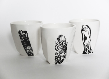 Ghost cups