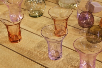 Simasuu -recycled glass tumblers